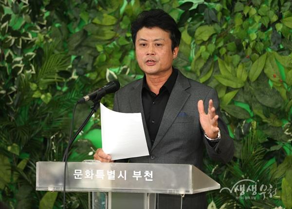 """김만수 부천시장 """"청소행정 개편 통해 투명성·효율성 획기적으로 높이겠다"""""""