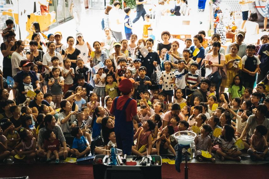 ▲ 지난해 열린 '부천어린이세상' 축제 중 모습