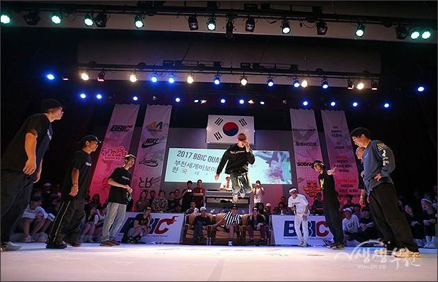▲ [2017부천세계비보이대회] 한국대표 선발전