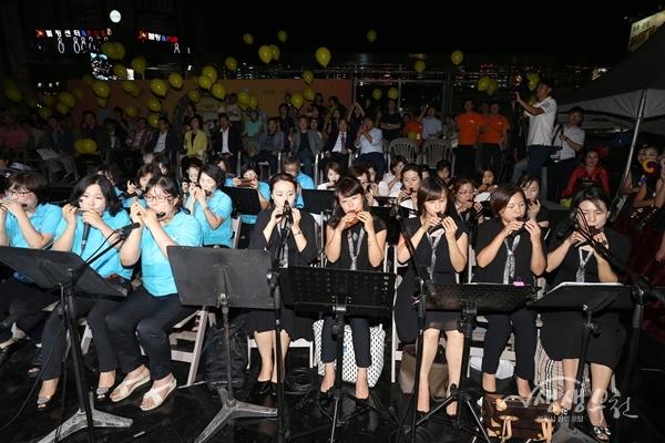 ▲ 지난해 생활문화페스티벌 콜라보레이션 공연 모습