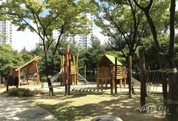 부천 하얀마을어린이공원, 행안부 '우수 어린이놀이시설' 선정