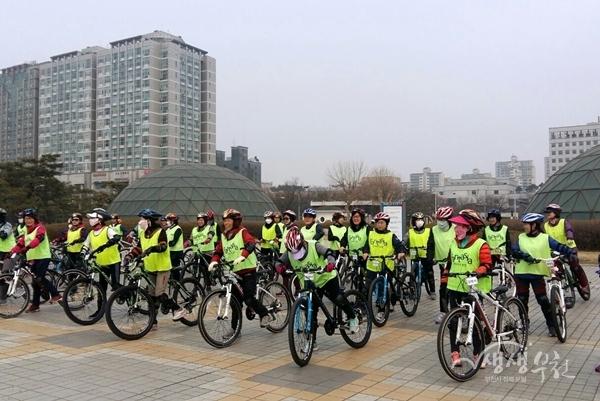 ▲ 시민자전거학교