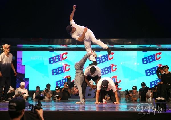 ▲ 부천세계비보이대회(BBIC)