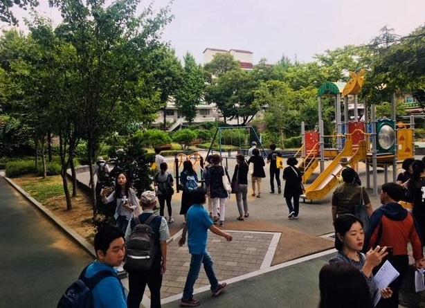 ▲ 원미동거리(공원)