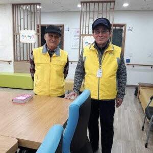 ▲ 좌 김종한옹, 우 조응형옹