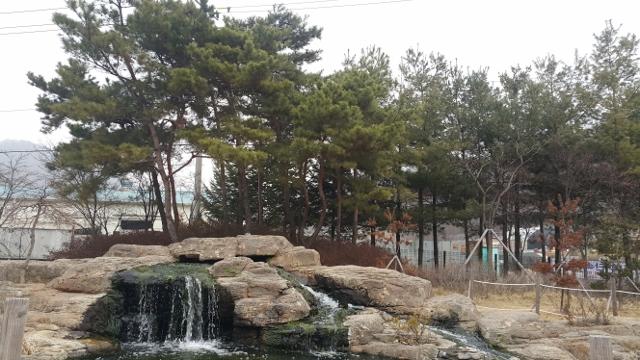 ▲ 비밀의 정원