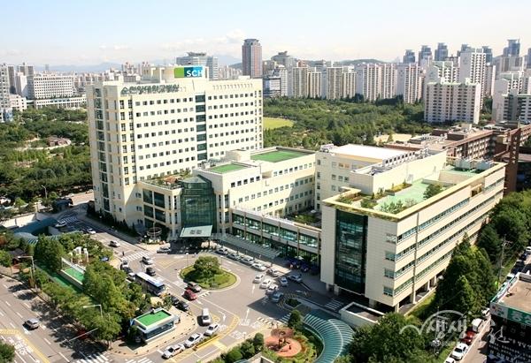 ▲ 순천향대부천병원 전경