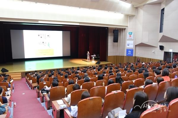 ▲ 문유석 판사 초청 강연회