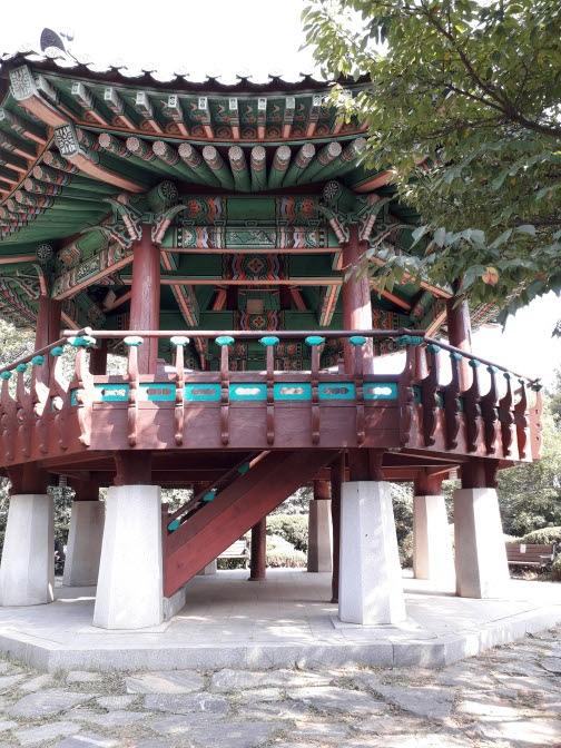 춘의정 모습.