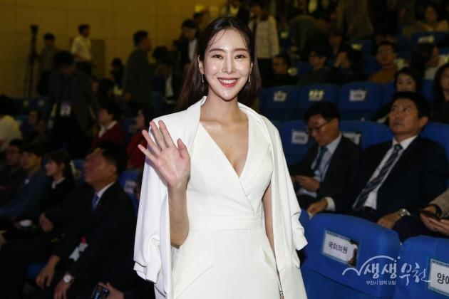 ▲ 제21회 부천국제애니메이션페스티벌 - 배우 양예승