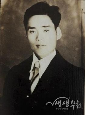 ▲ 故김영인 대원
