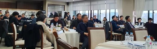 ▲ 민관학 거버넌스 컨퍼런스에 모인 사람들