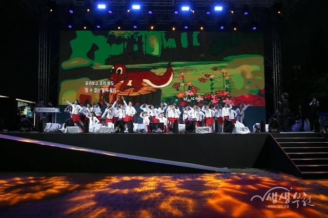 ▲ 2019년 제22회 부천국제만화축제
