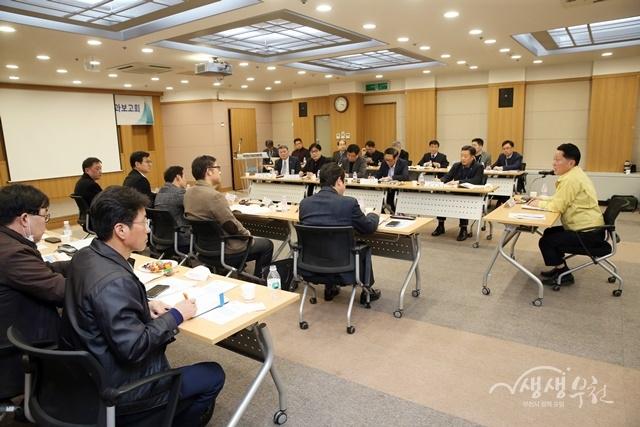 ▲ 부천시 4차산업혁명 대비 R&D 유치기관 성과보고회