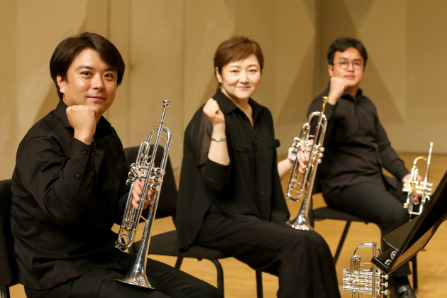 ▲ 부천필하모닉오케스트라 - 단원들