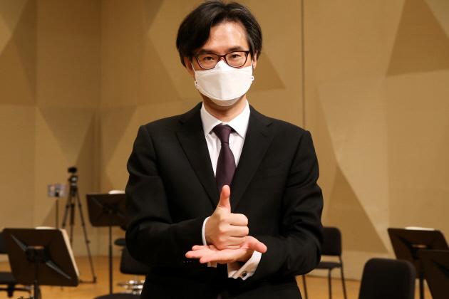 ▲ 부천필하모닉오케스트라 - 박영민 상임지휘자