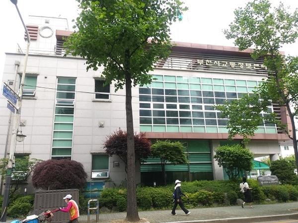 ▲ 부천 교통 시스템의 컨트롤타워 '부천시교통정보센터' 모습