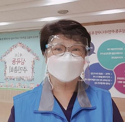▲ 심곡동 주민자치회 회장 신상현씨
