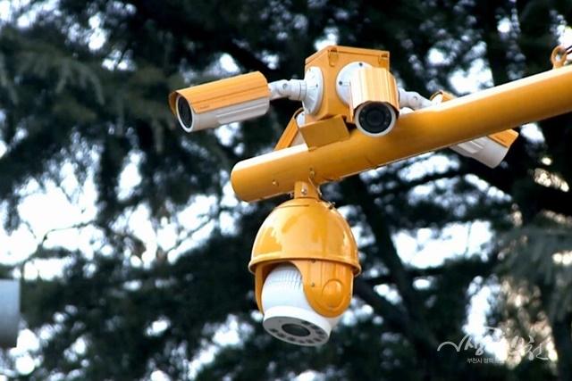▲ 방범 CCTV
