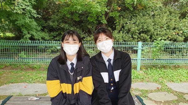 ▲ 좌) 박샛별 우) 장다현