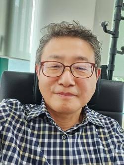 ▲ 오영승 심곡동행정복지센터 광역동장, 경영학박사