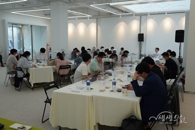 ▲ 지난 6월 25일 문화도시로 지정된 전국 12개 자치단체가 문화도시협의회를 구성했다