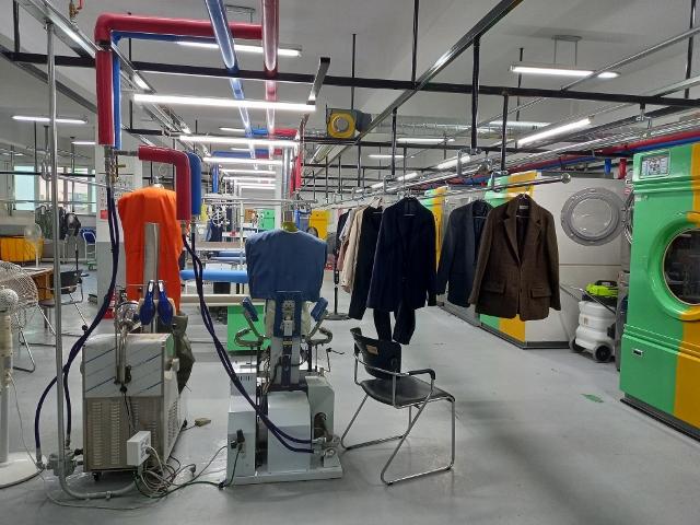 ▲ 깨끗한 세탁물