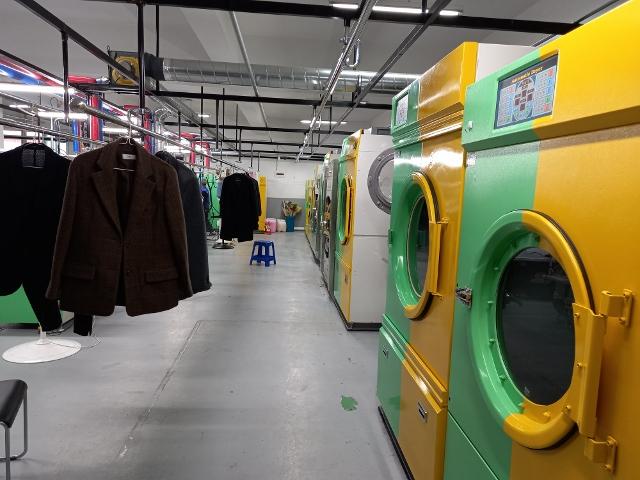 ▲ 대형세탁기