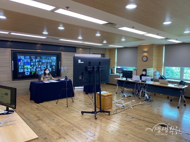 ▲ 총회 2부 '시작 콘서트' 진행 모습